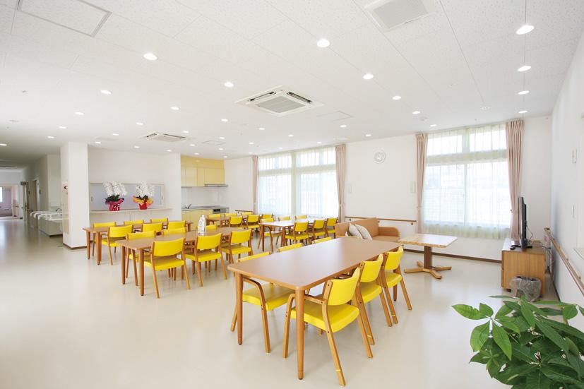 ひだまり食堂・談話室